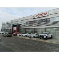 Реализованный проект в Тойота Центр Екатеринбург